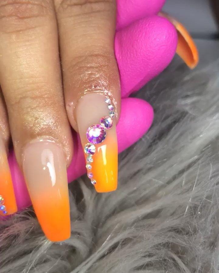 nails #nailart #nailinspo #nailsofinstagram #inglewood #nail ...