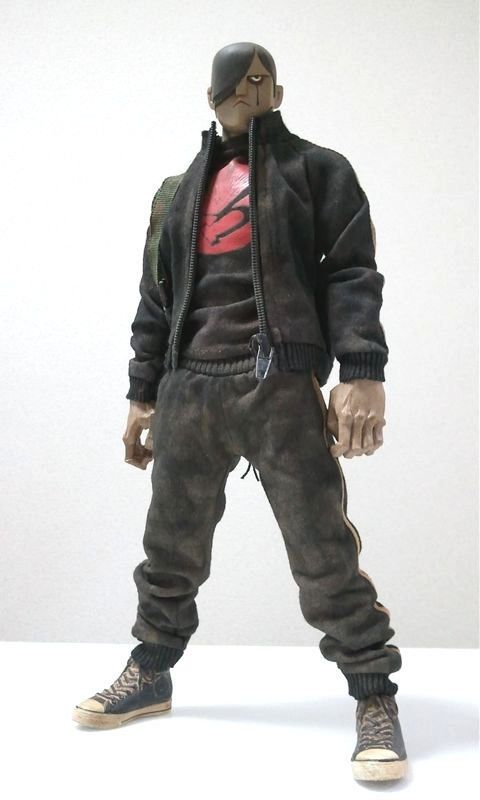 Threea Ashley Wood 1 6 Tracky Tommy Mission Rare   eBay