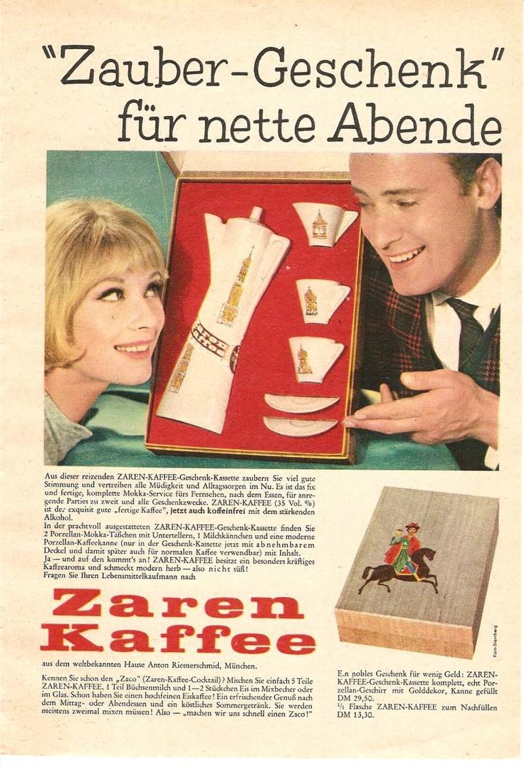 zaren kaffee eine mischung aus kaffee und alkohol mit. Black Bedroom Furniture Sets. Home Design Ideas