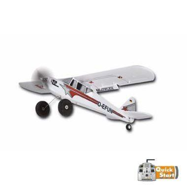 Fun Cub RR (Includes BL Motor, ESC, Servos) by Multiplex Modelsport USA. $334.46. Multiplex FunCub Receiver-Ready w/Servos, ESC and Motor This is a Multiplex FunCub Receiver-Ready w/Servos, ESC and Motor. Whether at the beach or in your backyard, the FunCubis a playful, multi-faceted plane that you can take anywhere. Our high-performance power pack system will effortlessly loft this plane from virtually any airstrip. And in the air, its unique combination of full 5-channel contro...