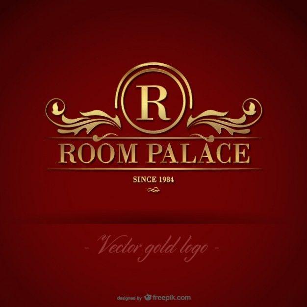 Royal golden logo free download  Free Vector