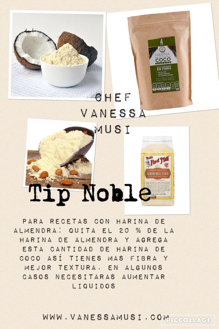 Super tip para agregar mas fibra a tus recetas paleo