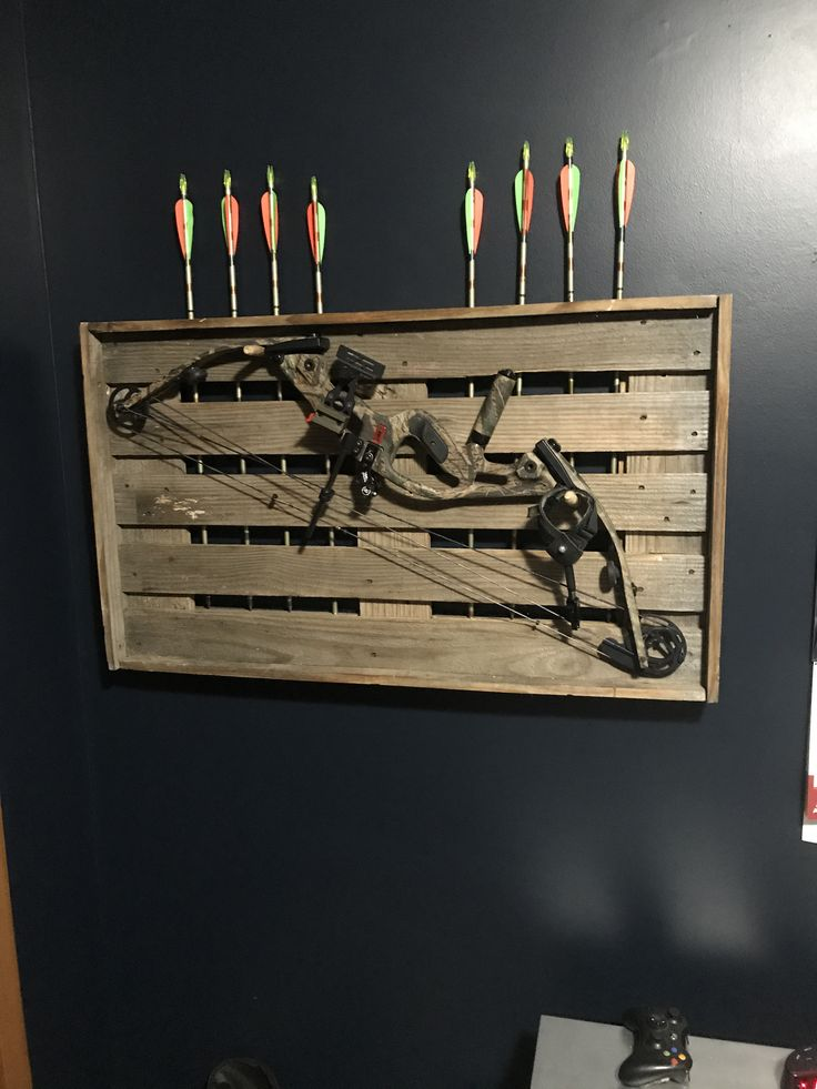 wall hangs for the bow