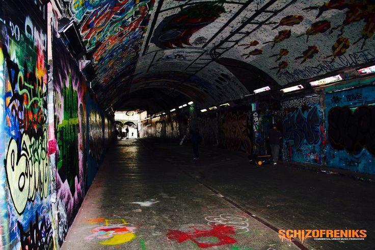 https://flic.kr/p/LTx7Eu   Leake Street London SE1 - Graffiti tunnel (credit…