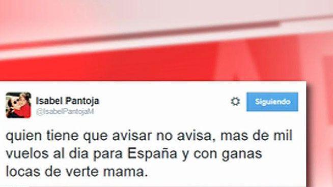 """>Chabelita habla sobre su ausencia del vis a vis con su madre: """"Quien tiene que avisar no avisa""""   CORAZON VIP 2"""