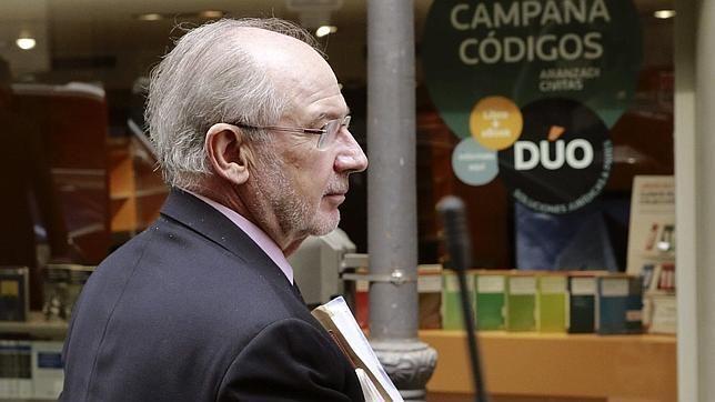 Rato pudo ocultar bienes para no pagar su responsabilidad civil por Bankia