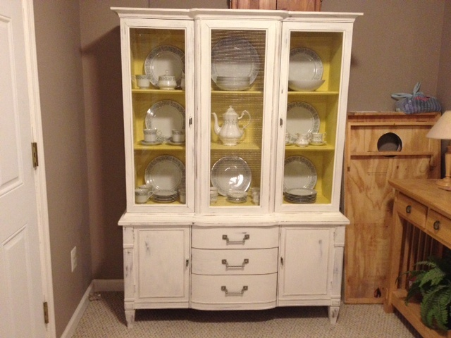 31 best Ideas for china cabinet images on Pinterest | Painted ...