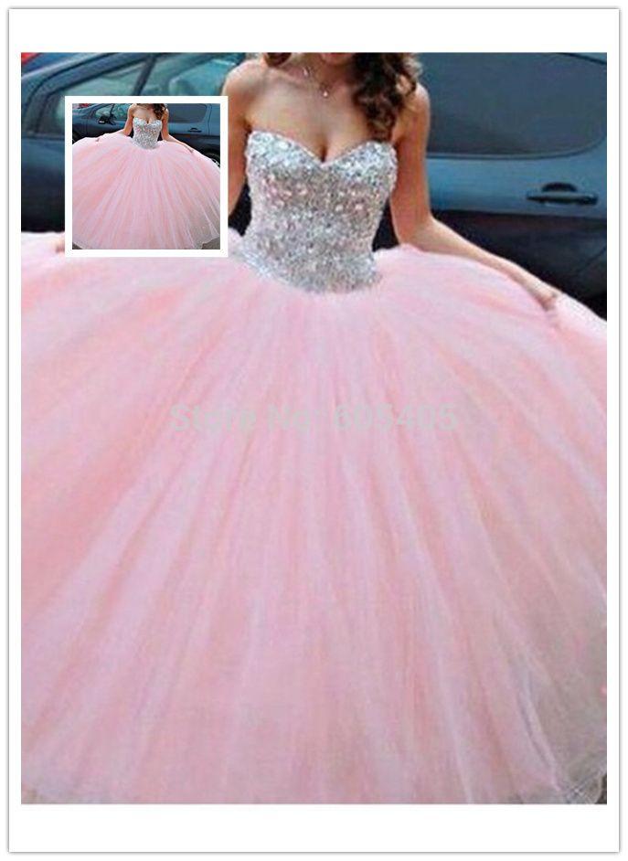 Mejores 17 imágenes de vestido de 15 en Pinterest | Vestidos de ...