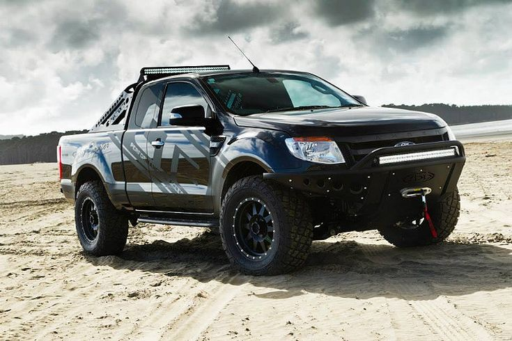 The North American 2015 Ford Ranger