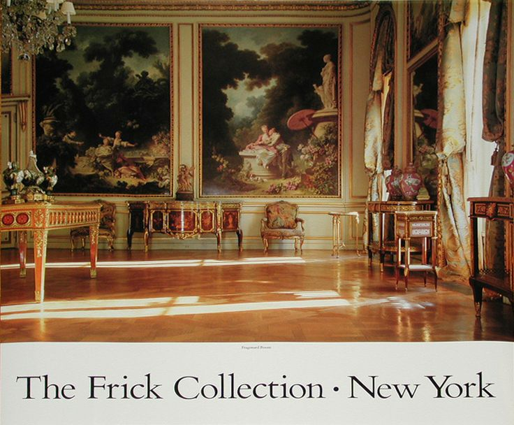 The Frick Collection is an art museum located in the Henry Clay Frick House on the Upper East Side in New York City on Fifth Avenue, between 70th and 71st Street. It houses the collection of industrialist Henry Clay Frick.