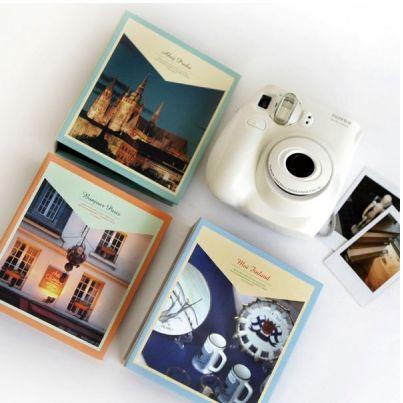 Travel Instax Mini Album v2