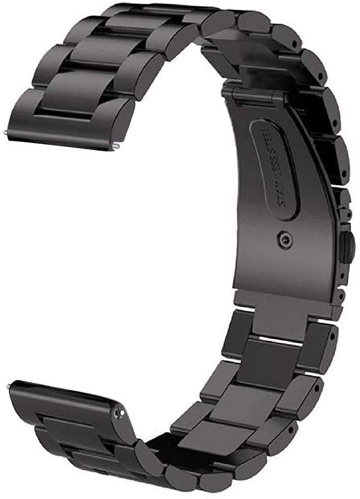 Gear Sfrontier Classic Band Galaxy Watchband V Morosolid Stainless Steel Metal Business Bracelet In 2020 Business Bracelet Silicone Watch Band Stainless Steel Bracelet