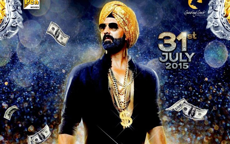 Akshay Kumar upcoming movies list 2015 - 2016 : Singh is Bling