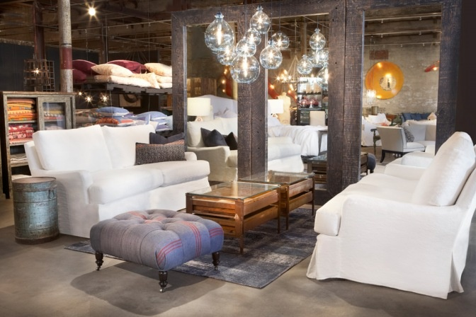 Ft. Worth home Decor stores:  Simple Things - 1540 South University Drive;  Byrd + Bleecker