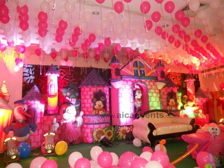 Princess ThemeBirthday DecorationsTheme DecorationsStage