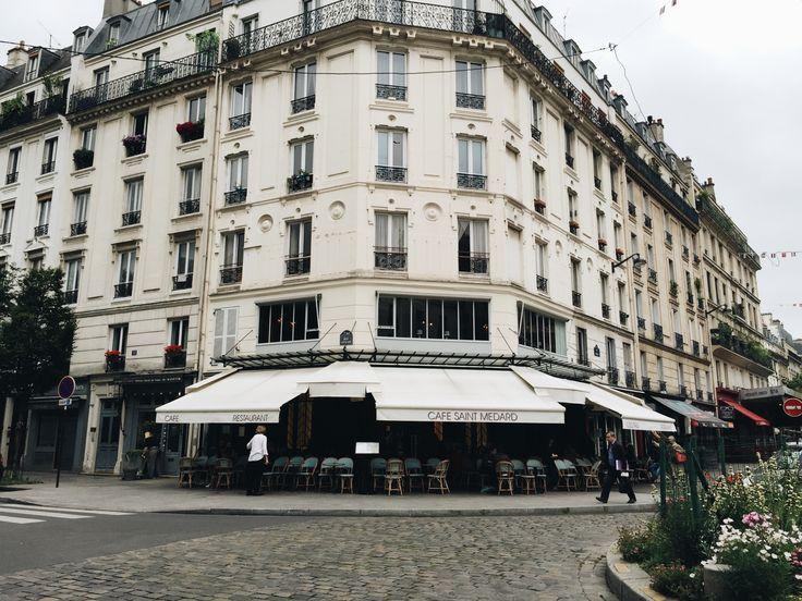 weekend in paris • 4 • croissants and macaroons