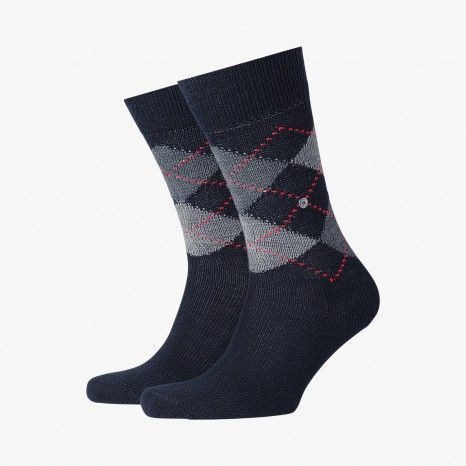Chaussettes Preston imprimé gris, Burlington #LeBonMarche #FeteDesPeres #fashion #mode #homme #men #fathersday