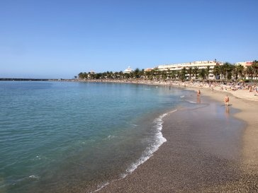 Playa de las Americas Had a few short breaks here!