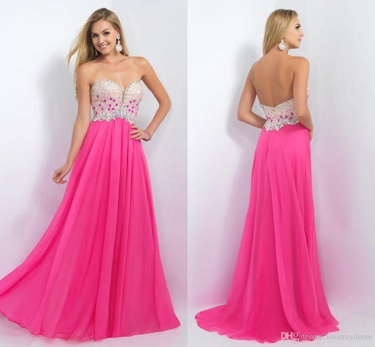 Mejores 920 imágenes de Prom dresses en Pinterest | Vestido formal ...