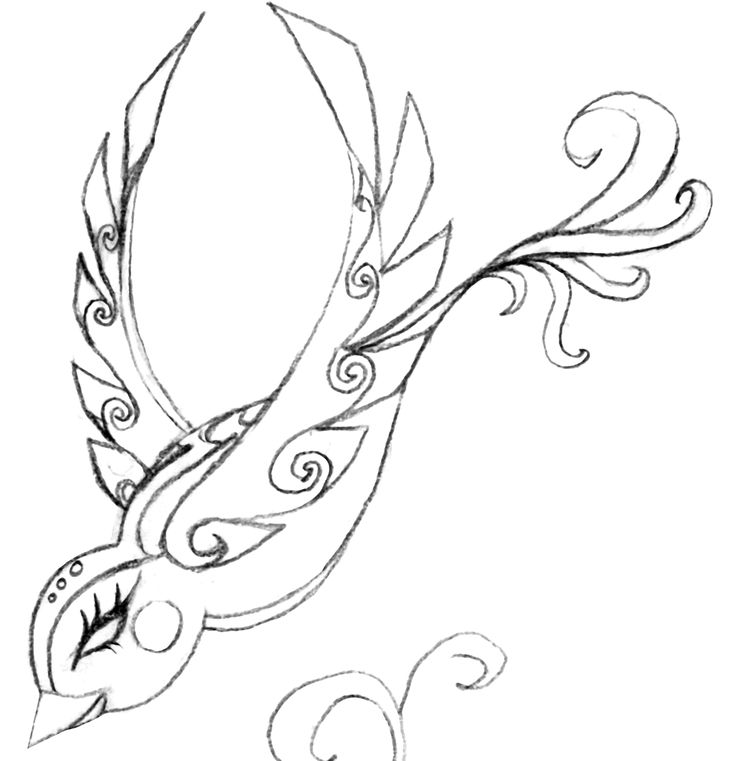 swallow bird tattoo design by neogzus watch traditional art body art ...