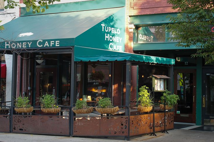 Tupelo Honey Cafe, downtown Asheville. Home of Southern, fresh, scratch-made comfort food for the soul. 12 College St, Asheville, NC 28801