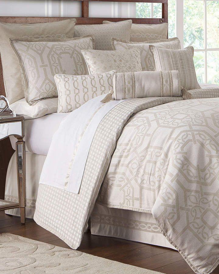 Waterford Lancaster California King Comforter Set Products King Comforter Sets Luxury Comforter Sets Comforter Sets