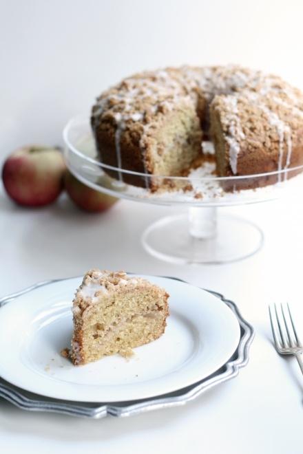 Apple Coffee Cake by fauxmartha