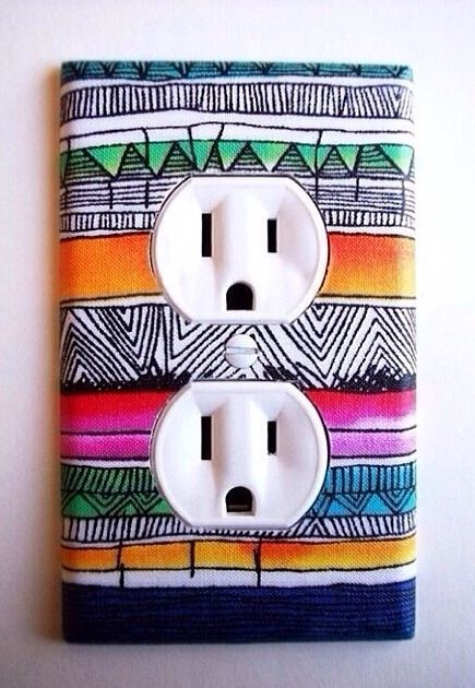 Cute for teen room. Doing this definitely!!