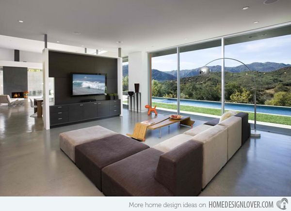 30 Best Downstairs Tv Space Images On Pinterest Tv Rooms