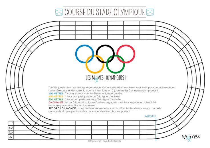 jeux course olympique