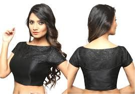Simple Blouse Designs For Girls
