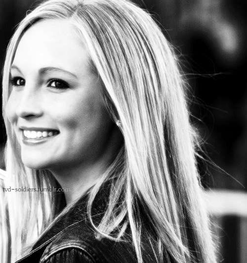 Caroline Forbes - The Vampire Diaries one of my favorite charcaters