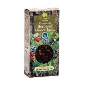 Naturalna herbata owocowa to bogactwo witamin wzmacniających kondycję oraz siły obronne organizmu.