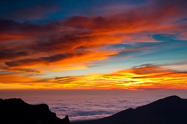 Mt. HaleakalaSecond Sunris, Sunrises Sunsets