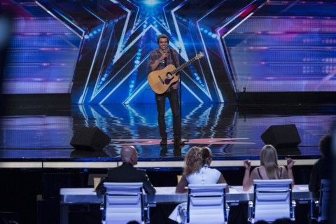 America's Got Talent 2014 Auditions: Miguel Dakota Audition (VIDEO) | Reality Rewind