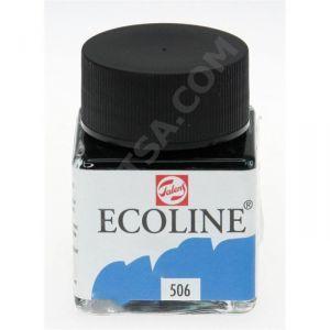 Talens Ecoline Sıvı Suluboya 30 ml. 506 Ultramarine Deep