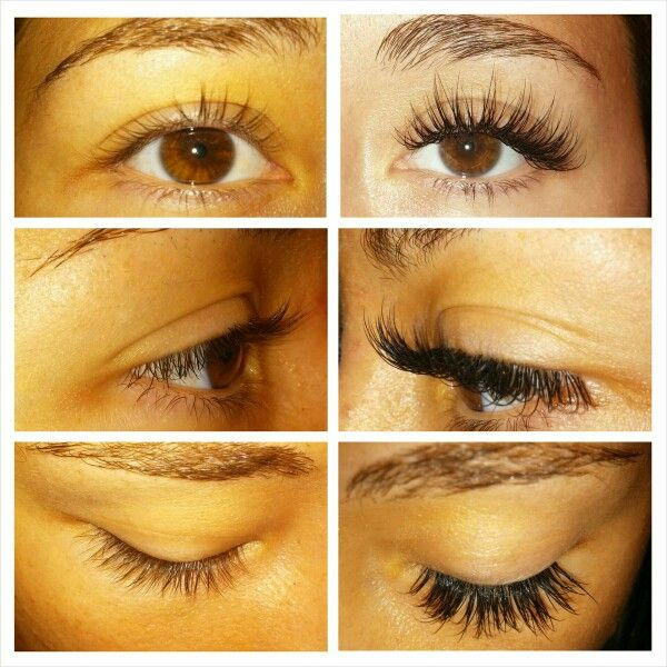 284fe87464d Before & After Eyelash Extensions www.facebook.com/karmalashes | Primping | Eyelash  extensions, Eyelash extensions styles, Lashes