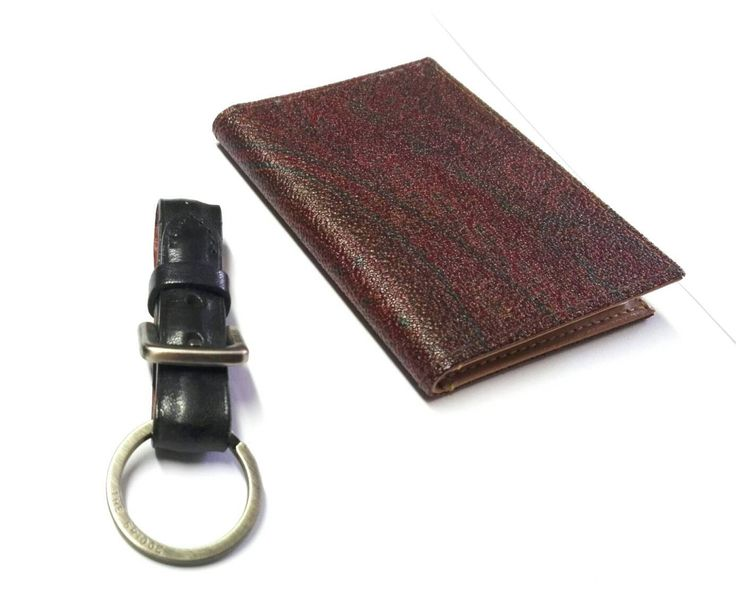The Bridge Etro lot Keychain and wallet holder credit card NEW never used. Both are in genuine leather