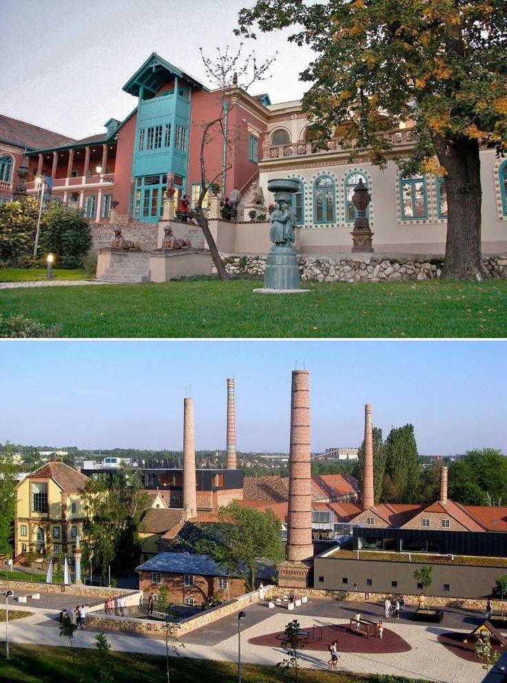 Zsolnay Kulturális Negyed - Pécs, Hungary