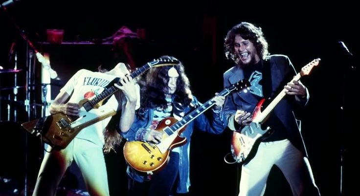 197 Best Images About Lynyrd Skynyrd On Pinterest Leon Gary Rossington And Allen Collins