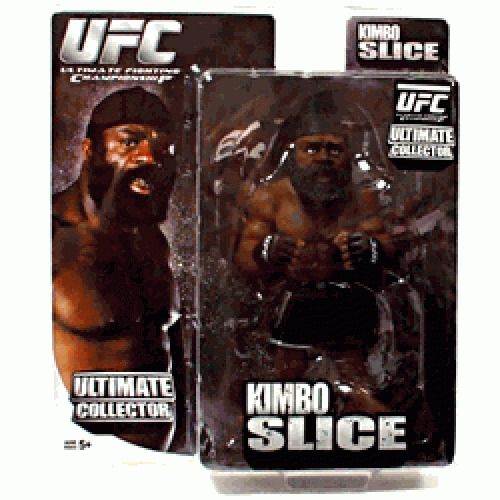MMA Round 5 UFC Action Figure Kimbo Slice Brand New