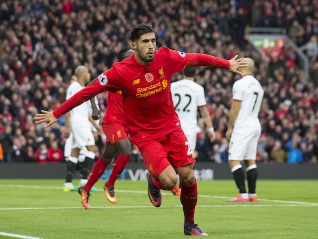 """Emre Can credits """"hard"""" pre-season for current Liverpool form"""