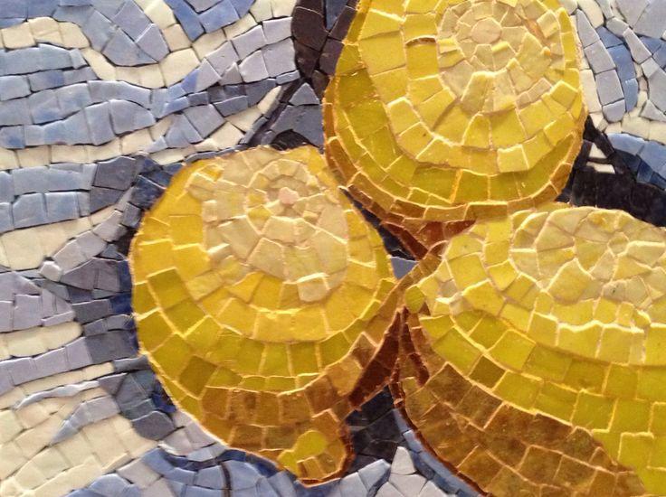 45 Best Mosaic Fruits Amp Veggies Images On Pinterest