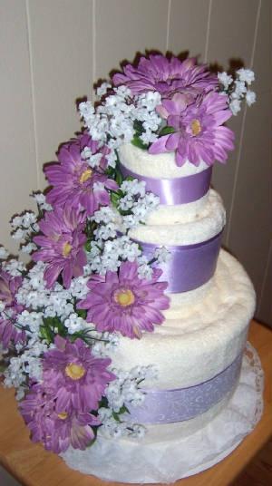 Best 25 Wedding Towel Cakes Ideas On Pinterest Sprinkle