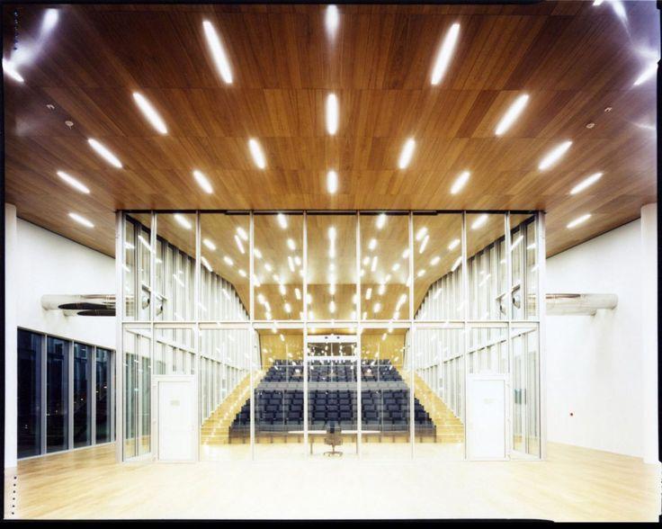 caruso torricella architetti, Carlo Valsecchi · Training Center, Zalau, Rumania · Divisare