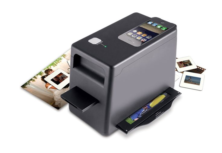 iPhone Photo Scanner; cool way to get your old photos into digital format