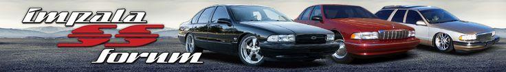 Chevy Impala SS Forum