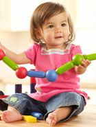 Gymboree Play & Music has been fostering creativity and confidence in children ages 0-5 for over 30 years.