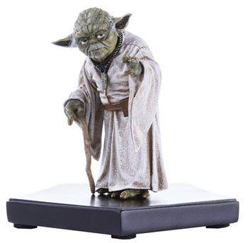 Estátua Star Wars Yoda - Art Scale 1/10 - 9 cm - Iron Studios   Comic Store Brasil