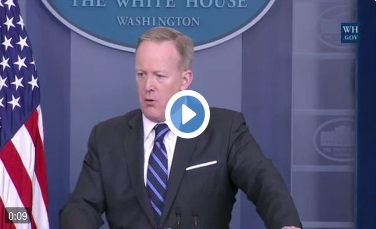 White House press secretary slips up and reveals the real reason the US is attacking Syria [VIDEO]